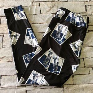 Pants - Queen of Hearts Leggings